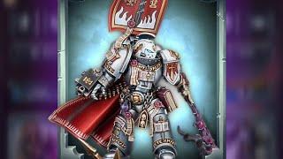 Warhammer Combat Cards: Grey Knights Crusade