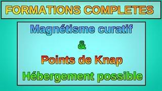 FORMATION COMPLÈTE  - Magnétisme curatif & Points de Knap
