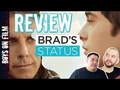 Brad's Status starring Ben Stiller | Boys On Film Movie Review