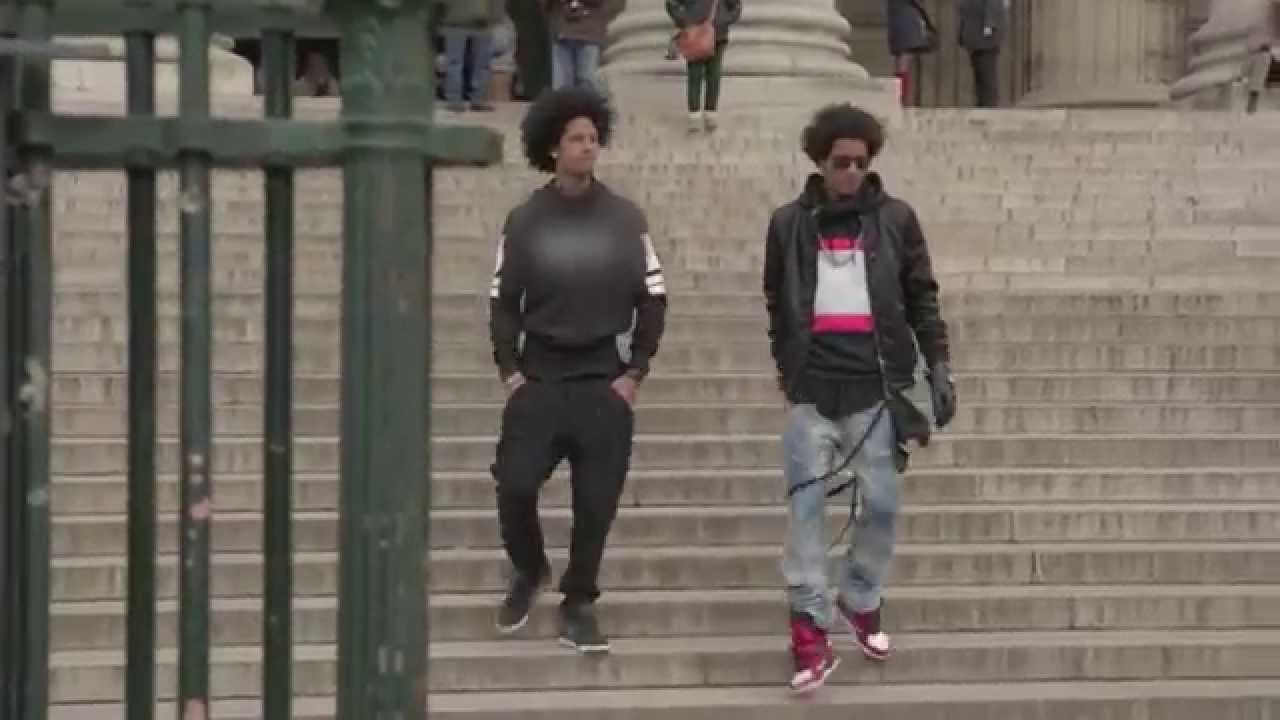 reputable site e2543 1a219 Les Twins street dance , - YouTube