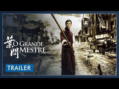 Trailer do filme O Grande Mestre