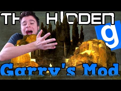 WYSPA ŚMIERCI! | Garry's mod (Z Kumplami) #257 - The Hidden!