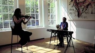 """Svenja Staats and Mike del Ferro - Improvisation on """"Losing You"""""""