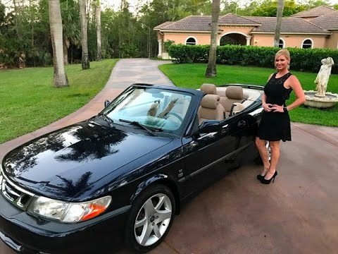 sold 2003 saab 9 3 convertible for sale by autohaus of. Black Bedroom Furniture Sets. Home Design Ideas