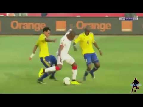 أهداف مباراة الغابون 1 - 1 بوركينافاسو من كأس أمم إفريقيا 2017 بالغابون