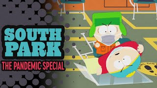 Cartman Declares Going to School a Violation of His Freedom - SOUTH PARK