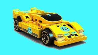 Развивающие мультфильмы про машинки. Мультик про гонки на машинах. Игры Гонки. Видео для детей