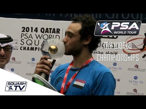 Squash: My World Championships - Ramy Ashour - 3x Champion