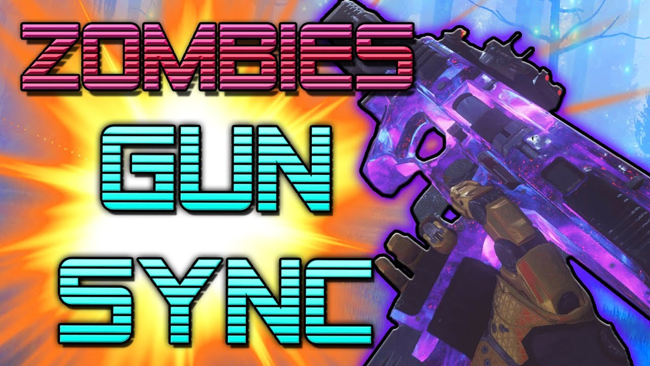Pareidolia Elena Siegman Gun Sync Call Of Duty Zombies Lyric