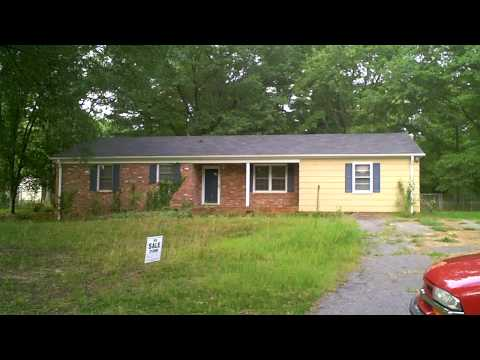 really cheap house for sale in Inman, SC.