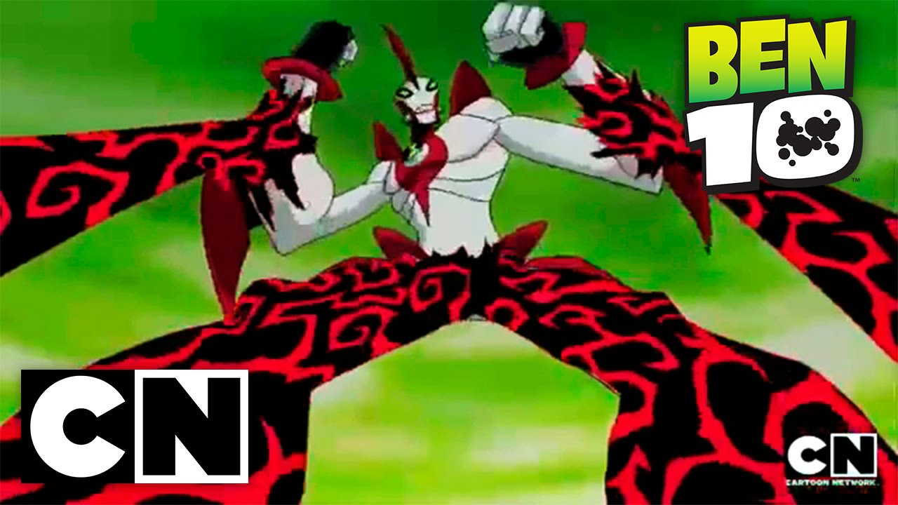 Ben 10 Omniverse - Showdown, Part 2 Preview Clip 3  Doovi-2725