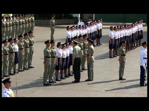 CSD Passing Out Parade 27/6/2014 - Part 1