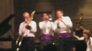 Garfield High School Bulldog Brass Band Playing Buddy Bolden Blues - New Orleans Jazz