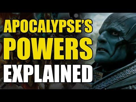 Marvel Comics: Apocalypse