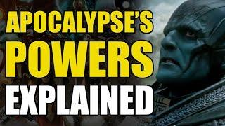 Marvel Comics: Apocalypse's Powers Explained