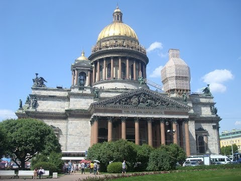 Санкт-Петербург.  Архитектура.  Saint-Petersburg. Architecture.