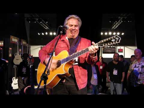 Doyle Dykes (NAMM 2014) - Classical Gas / 25 or 6 to 4