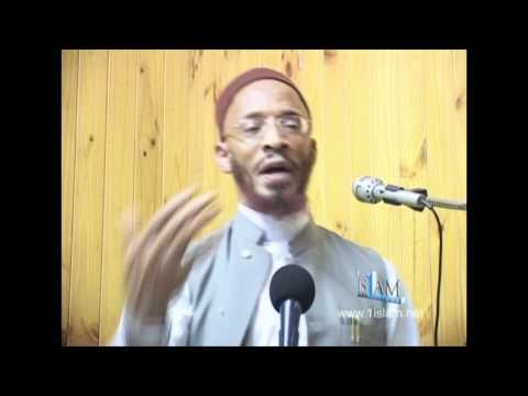 Khalid Yasin Lecture - Racism & Youth Issues - Q&A Session (Part 2 of 2)