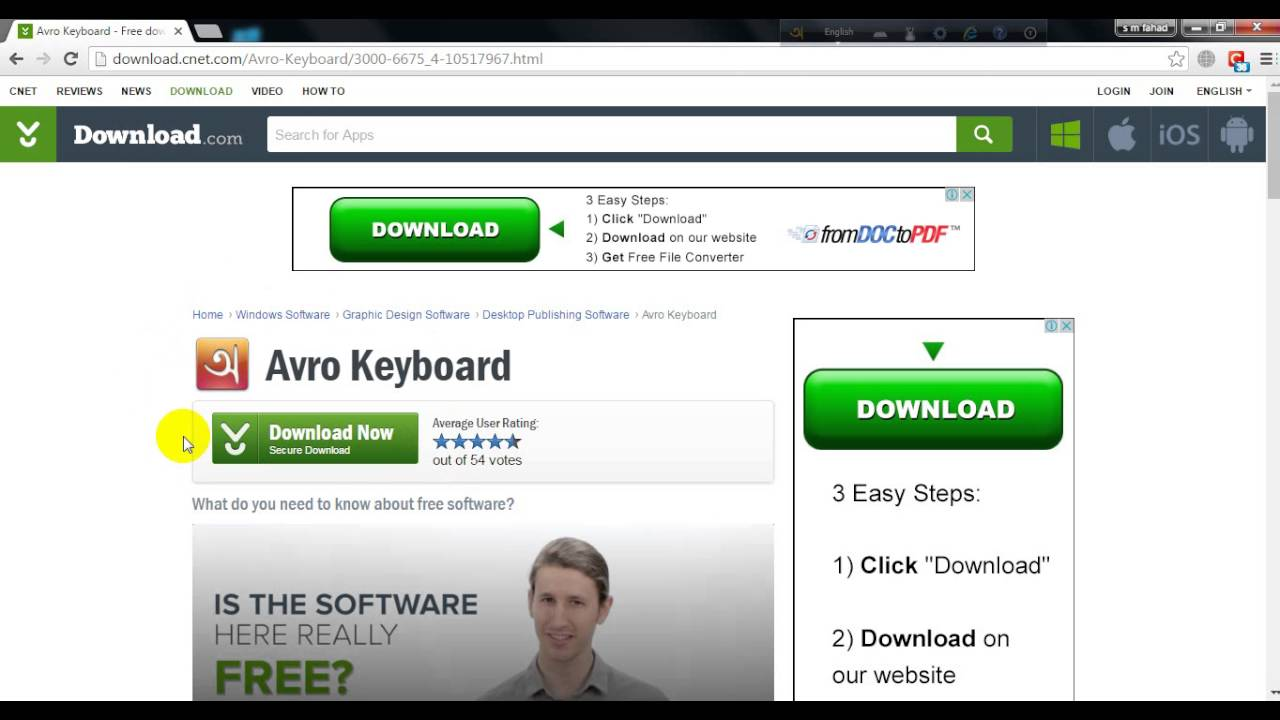 How to install Bangla keyboard in your laptop