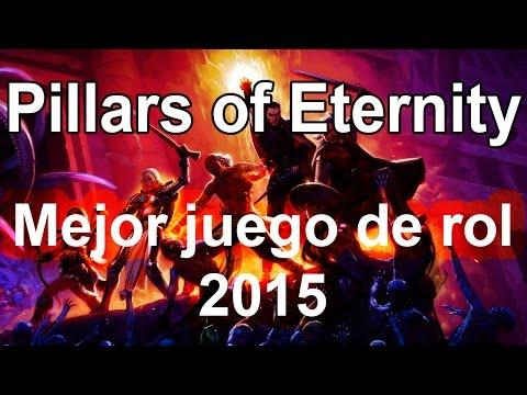 Pillars of Eternity. Análisis. Juego de rol recomendado 2015