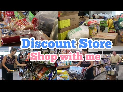 Download DISCOUNT STORE SHOP Shopping Haul   Did we find some deals