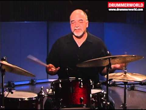 Download Peter Erskine Drum Clinic: Fast Tempos and Fills
