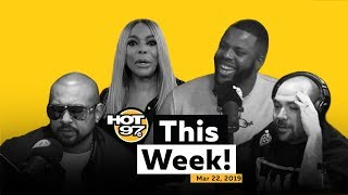 Cardi B + Wendy Williams + Kodak Black + Sean Paul + On Hot 97 This Week