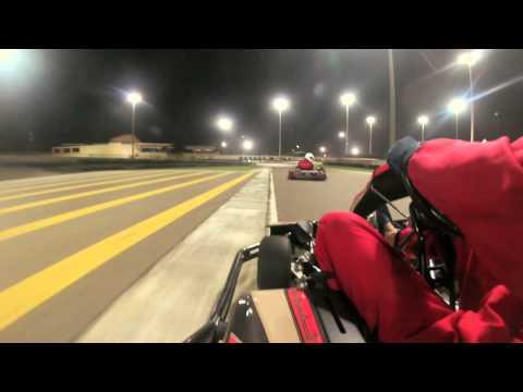 Abu Dhabi - Al Forsan Karting