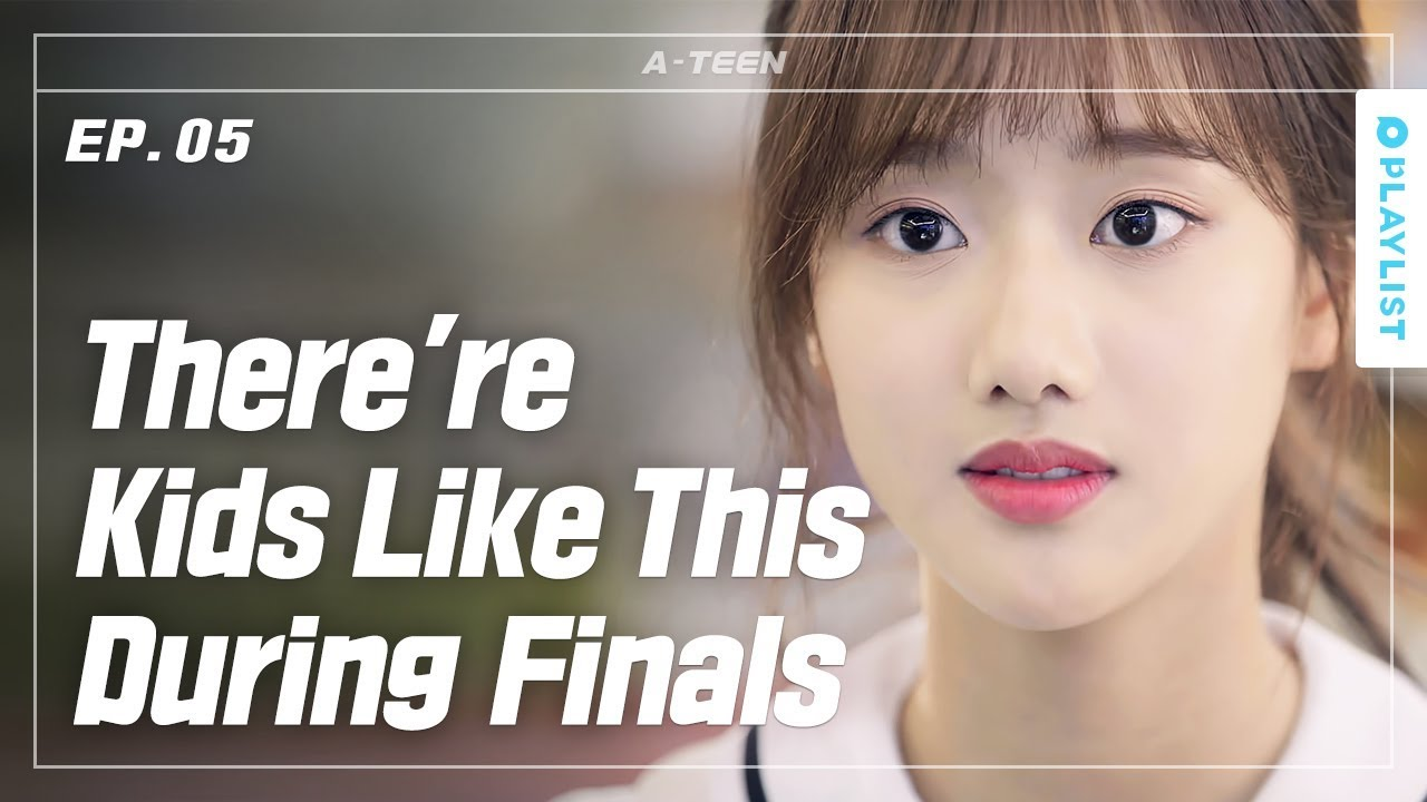Download Reason Why Friends Fight During Finals | A-TEEN | Season1 - EP.05 (Click CC for ENG sub)