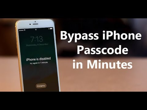 how to unlock iphone passcode with itunes forgot iphone passcode or iphone is disabled how to unlock 20446
