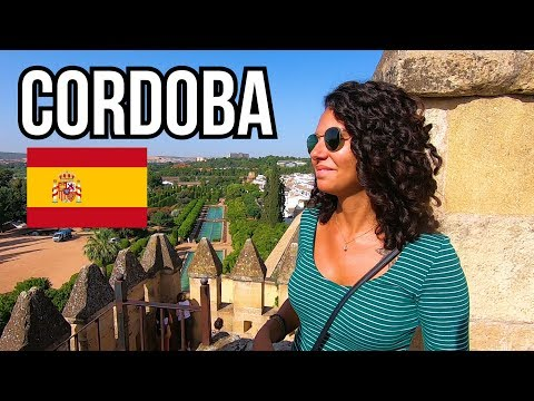 EXPLORING CÓRDOBA: INCREDIBLE ANCIENT CITY (SPAIN)