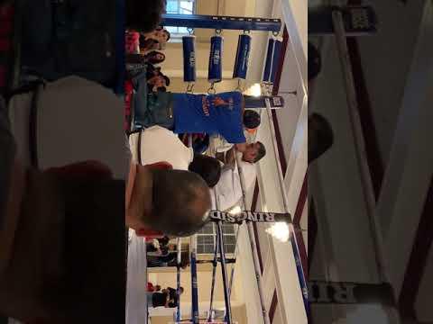AFA boxing Daniel