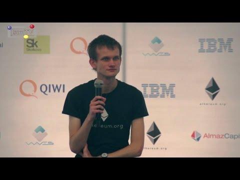 Ethereum - Виталик Бутерин в России