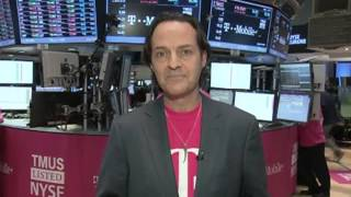 "T-Mobile willing to talk to ""just about anyone"""
