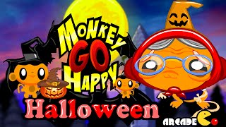 Monkey GO Happy Halloween Walkthrough