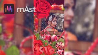 mAst-Snack Video Maker App with Song-cute love template screenshot 5