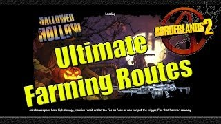 Borderlands 2 | Ultimate Farming Routes | Hallowed Hollow