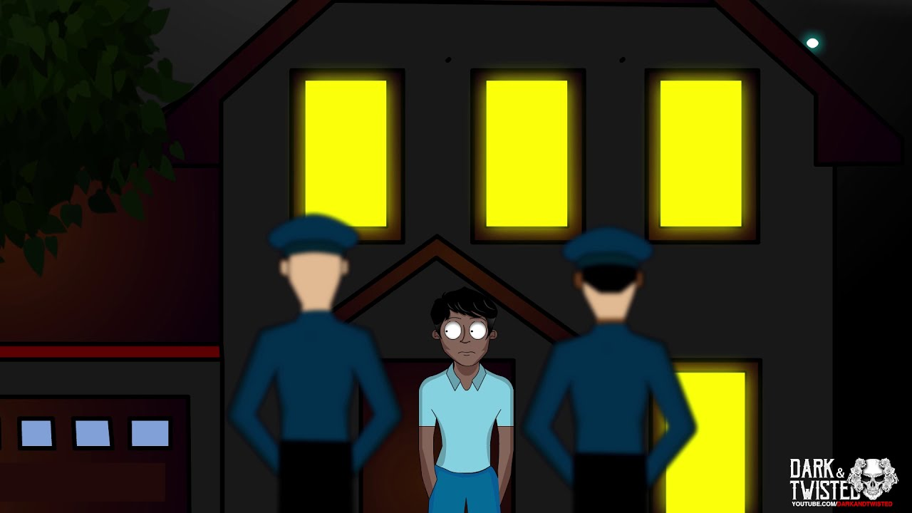 A TRUE SCARY INSTAGRAM HORROR STORY ANIMATED