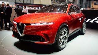 New Alfa Romeo Tonale характеристики, дизайн, обзор Автопанорама