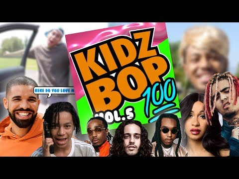 if Kidzbop did Rap vol. 5