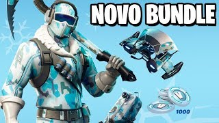 Fortnite-NEW BUNDLE WITH SKIN and MORE ITEMS