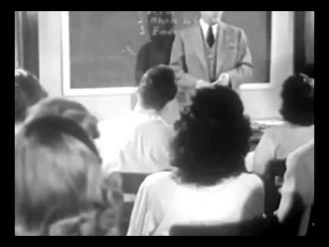 Journalism - 1940 Vocational Film / Social Guidance / Educational Documentary