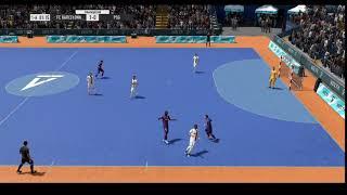 Барселона ПСЖ Мини футбол