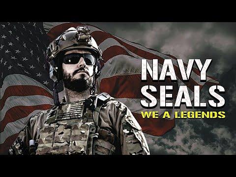"U.S Navy SEALs - ""We A Legends"" || Military Motivation"