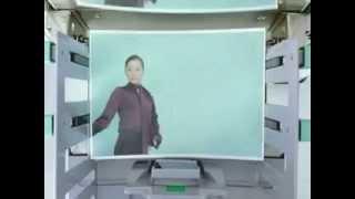 [CM] 瀬戸朝香 理想科学 世界最速カラープリンター1 2004 TvCm2013.