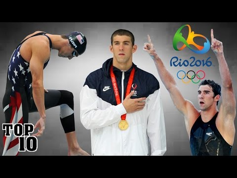 Top 10 Michael Phelps Interesting Facts