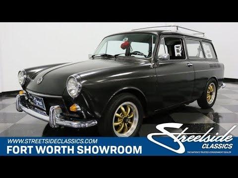 1968 Volkswagen Type 3 Squareback for sale | 3392 DFW