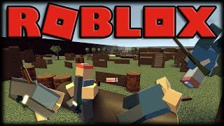 Playing Roblox-Airsoft V3-the MOST BUGGY SHOT GAME OF ROBLOX!!