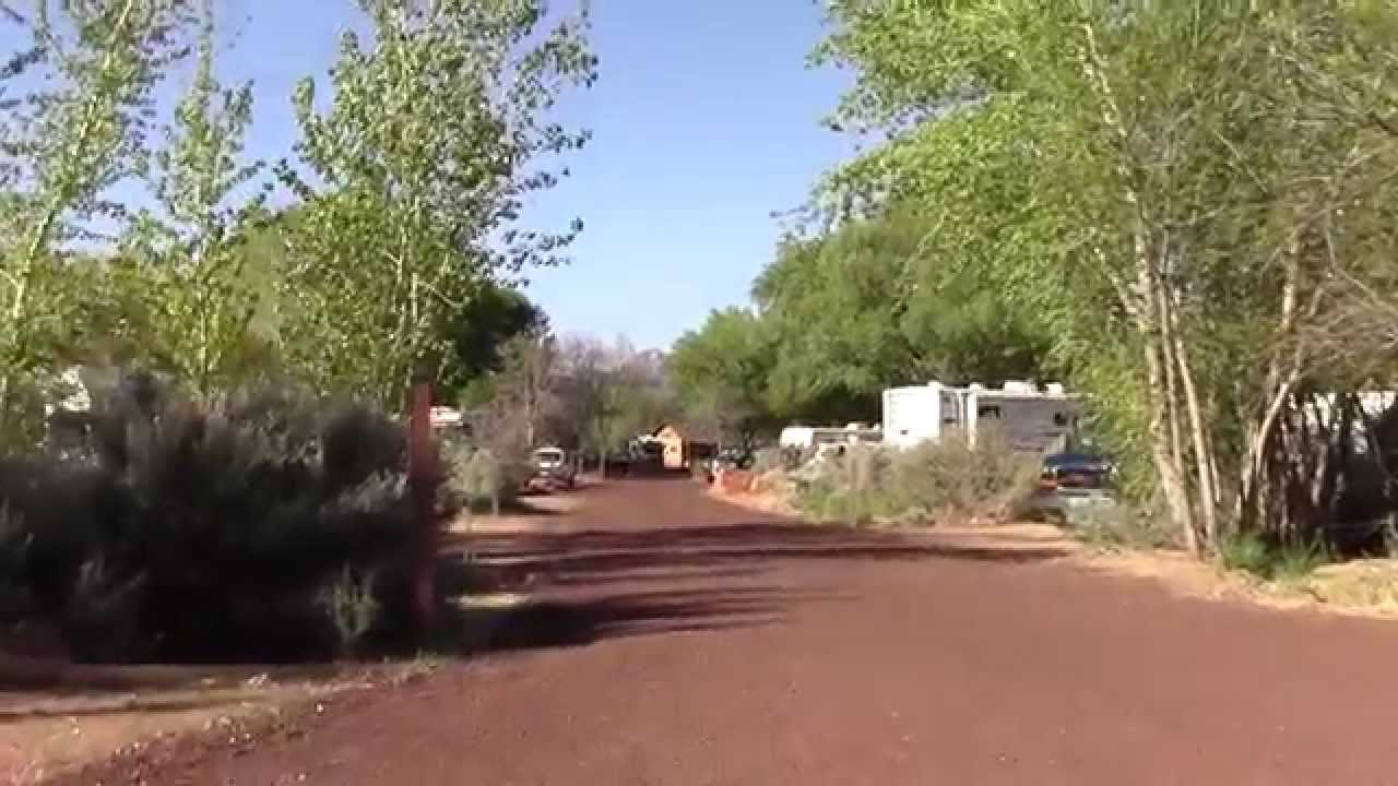 Zion National Park Utah Watchman Campground Youtube
