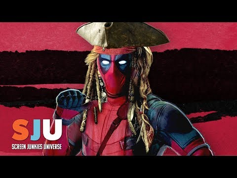 Deadpool Writers Rebooting Pirates of the Caribbean! - SJU